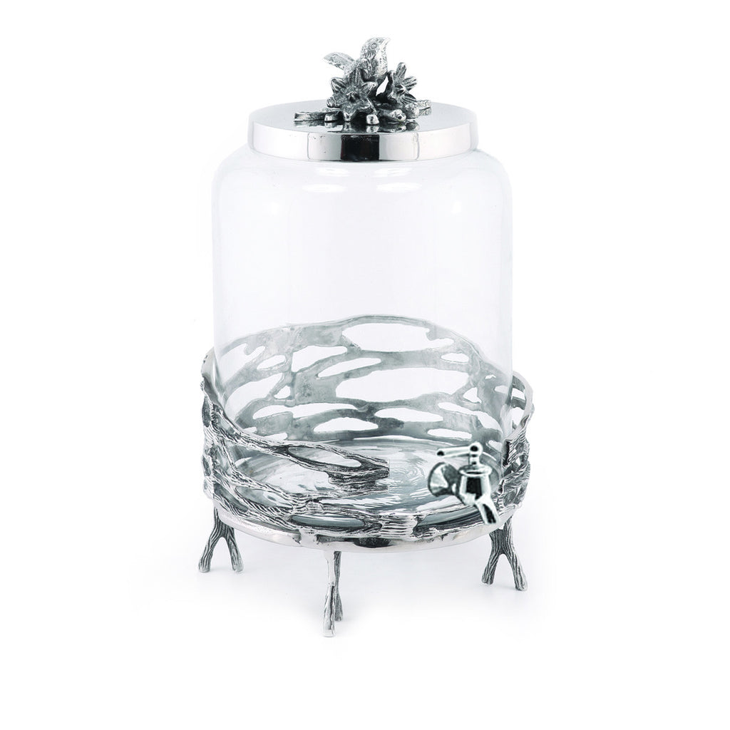 Birds & Branches Bird Beverage Dispenser