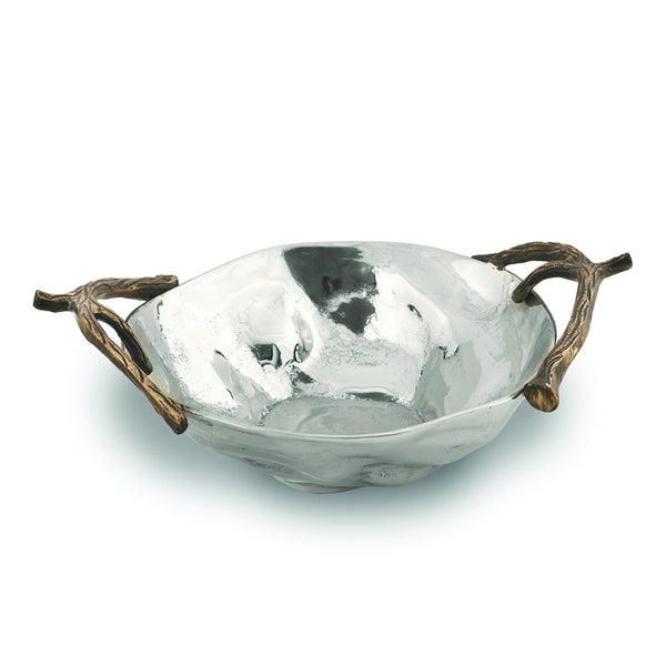 Woodland's Antler Serving Bowl