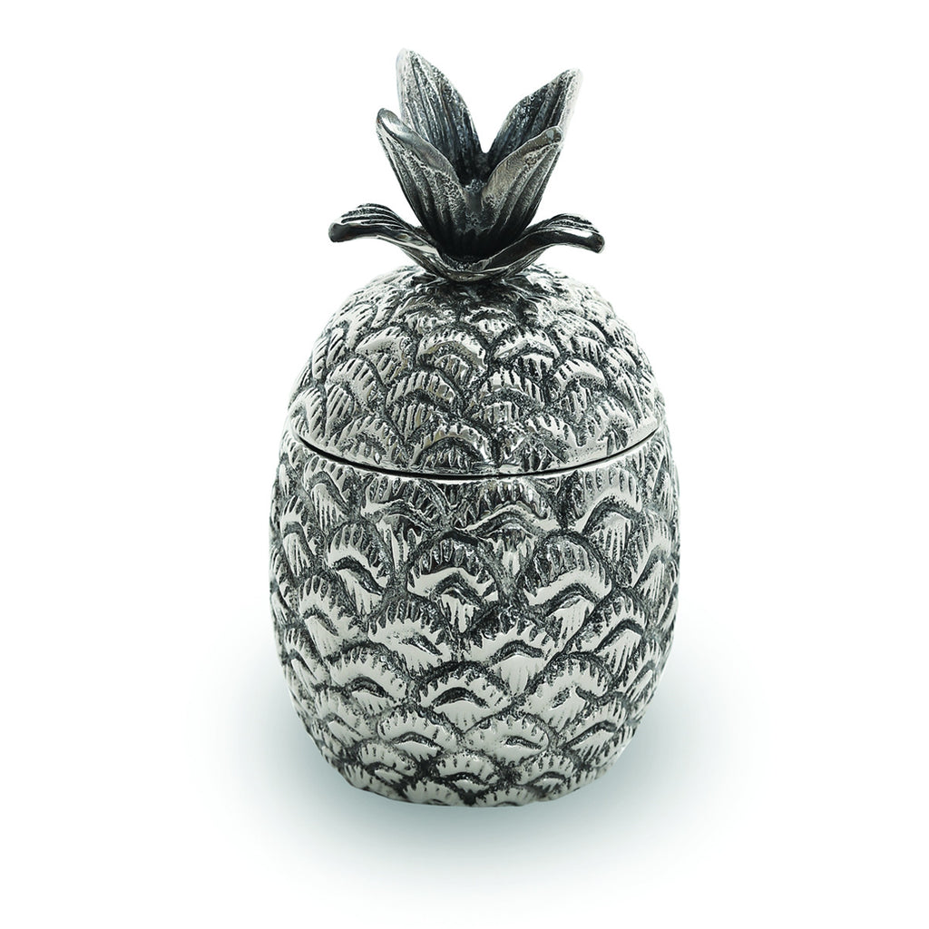 Pineapple Covered Jar