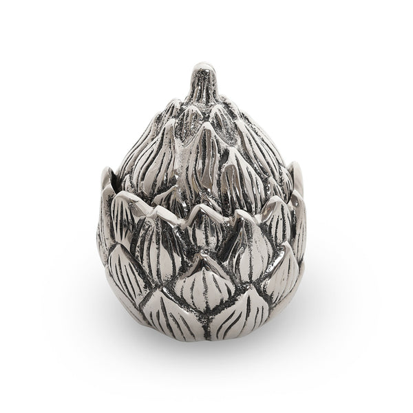 Table Accents Artichoke Covered Jar