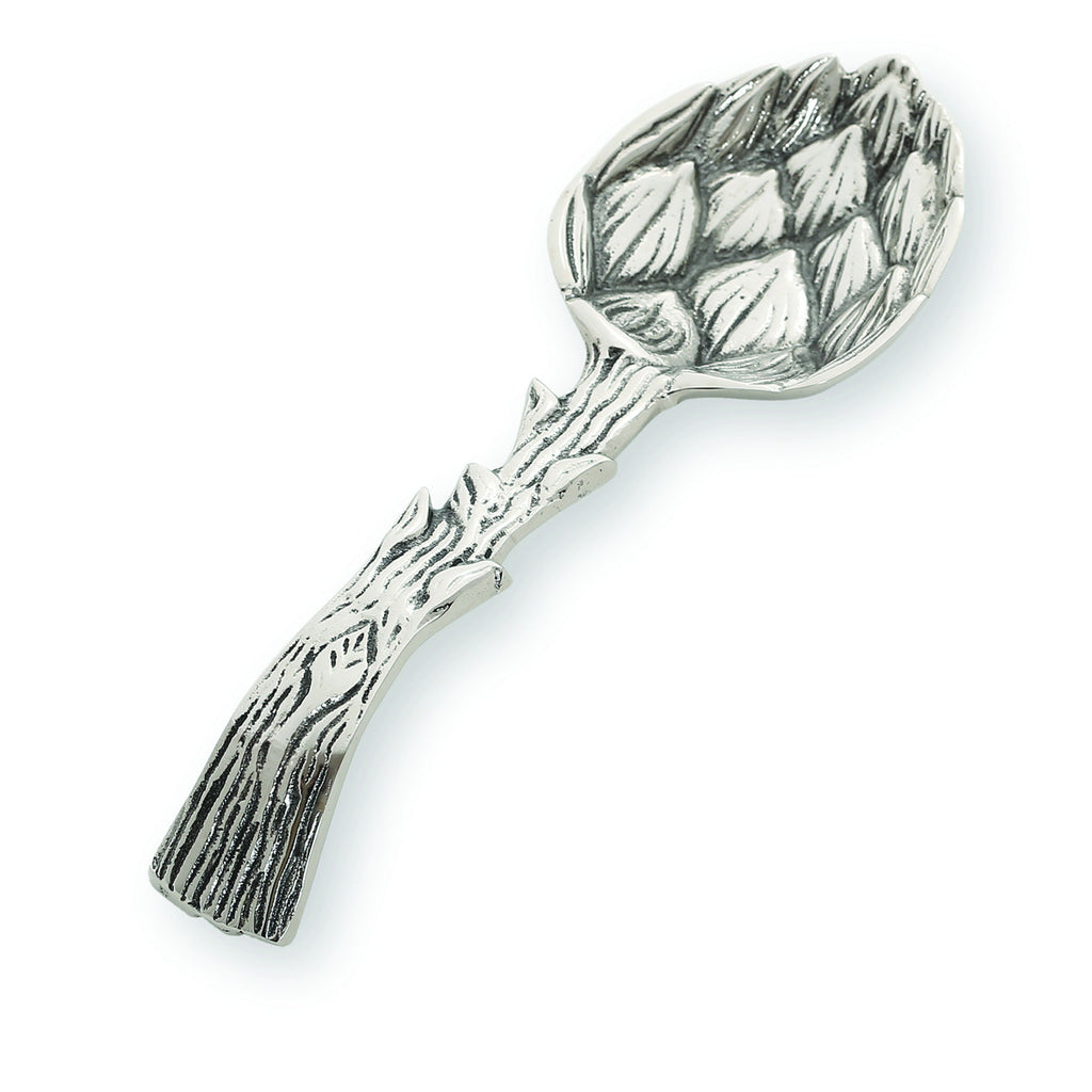 Table Accents Artichoke Spoon Rest