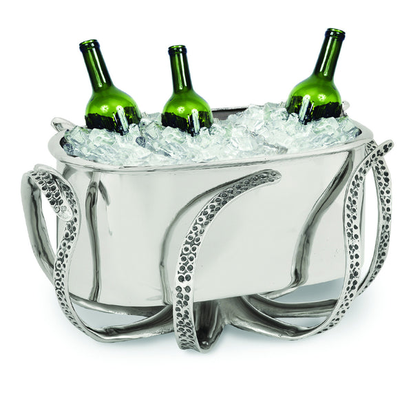 Octopus Oval Beverage Tub