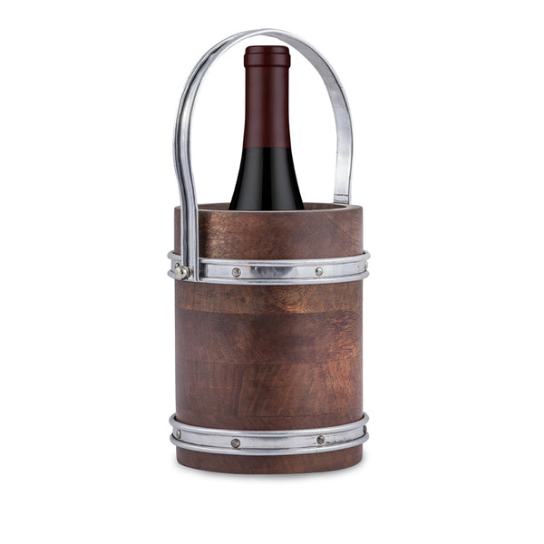 Madera Single Bottle Caddy