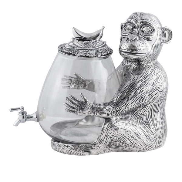 Safari Monkey Beverage Dispenser