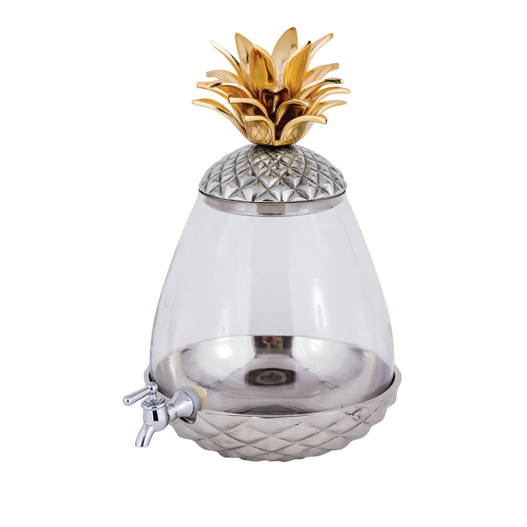 Pineapple Beverage Dispenser