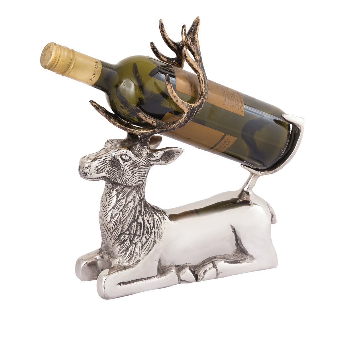 Elk Wine Bottle Holder