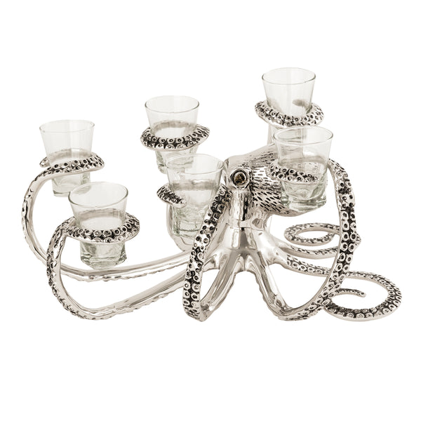 Octopus Shot Glass Holder