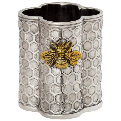 Bumble Bee Wine Bottle Holder