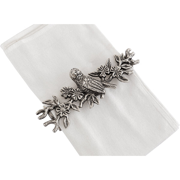 Bird & Branch Napkin Wrap
