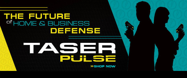 The Future of Home & Business Defense - Taser PULSE