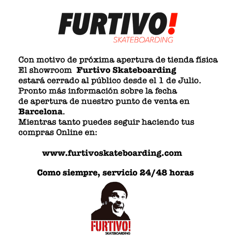 Furtivo Skate Shop Barcelona