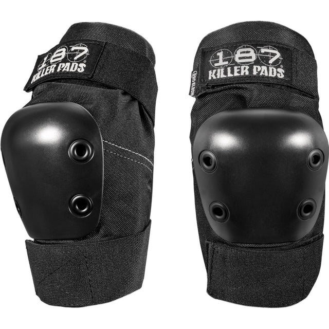 187 Killer Pads Pro Elbow Pads- Protecciones - Furtivo! Skateboarding