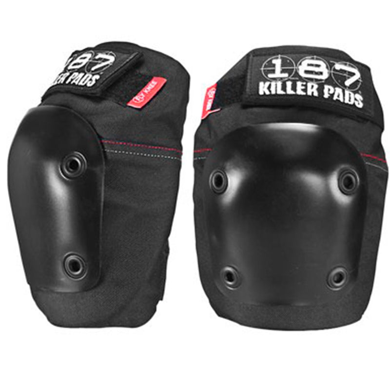 187 Killer Pads Fly Knee Pads- Protecciones - Furtivo! Skateboarding