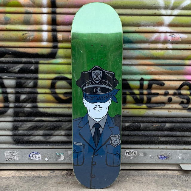Doom Sayers Corp Cop 8.5 Skateboard Deck - Tabla Skate Tabla/Deck Doom Sayers