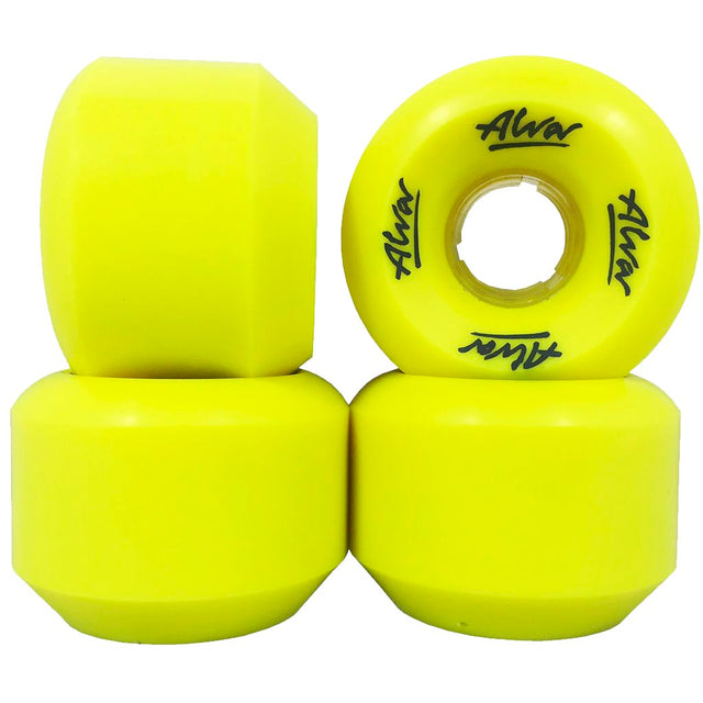 Alva Conical Day Glow Skateboard Wheels- Ruedas - Furtivo! Skateboarding
