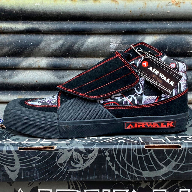 AIRWALK VIC Reissue (2009) Vintage Zapatillas Skateboard- Shoes - Furtivo! Skateboarding