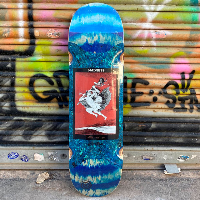 MADNESS Alla Popsicle Slick R7 8,625 Skateboard Deck-Tabla Skate - Furtivo! Skateboarding