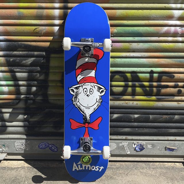 Almost Cat Face FP Complete 7.875 Skateboard Completo - Completos - Furtivo! Skateboarding