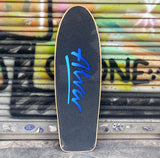 Alva 1979 Lost Model Leopard Blue Skateboard Deck-Tabla Tablas Alva Skates