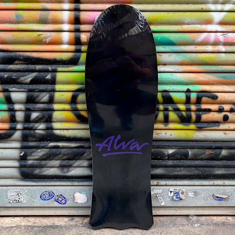 Alva Dagger Tail Reissue Skateboard Deck-Tabla - Furtivo! Skateboarding