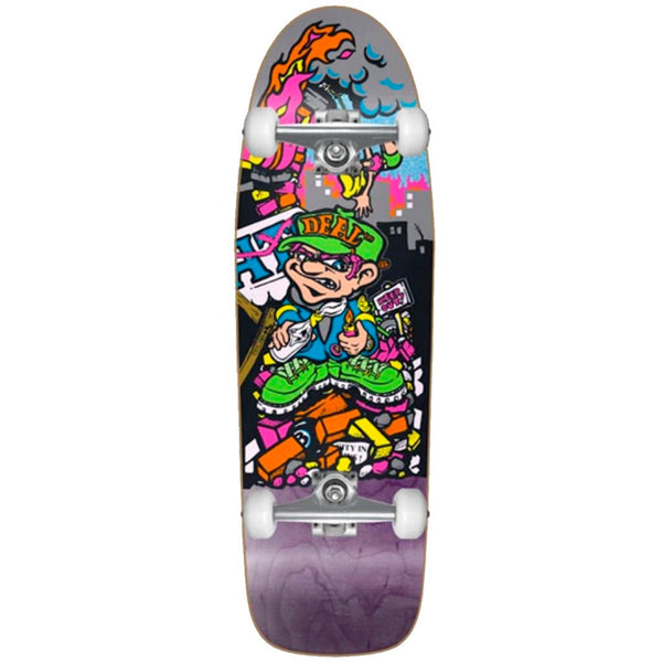 New Deal Andy Howell Molotov Skateboard Completo - Completos Completos New Deal