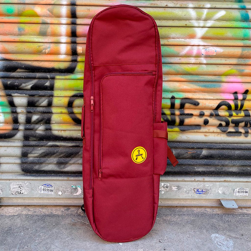 Arrow Skate Bag- Mochila Mochilas Arrow Burgundy
