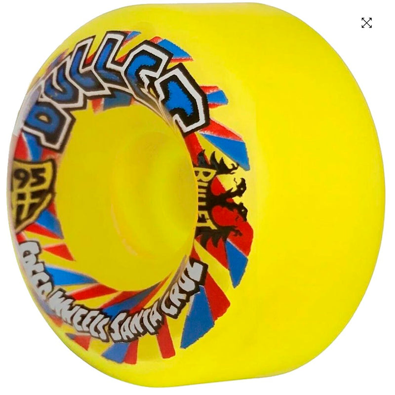 OJ WHEELS Bullet Church Glass Speedwheels 60MM Reissue Skate Wheels- Ruedas - Furtivo! Skateboarding