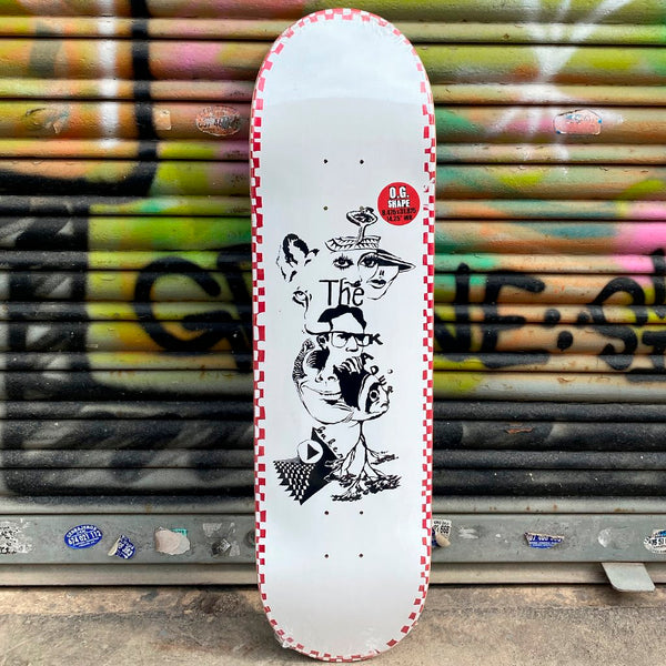 Baker Kader Day Dreams 8.475 Skateboard Deck- Tabla Tablas Baker