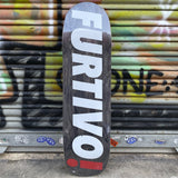 Big Furtivo Special F1 8.5 Skateboard Deck- Tabla Skate - Furtivo! Skateboarding