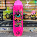 Black Label Lucero X2 8.88 Skateboard Deck- Tabla Skate - Furtivo! Skateboarding