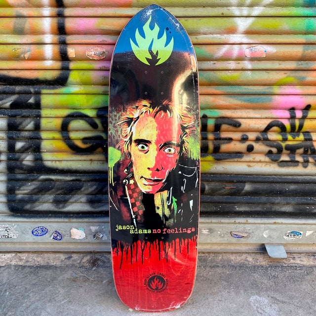Black Label No Feeling deck 9.5 Skateboard Deck- Tabla Skate - Furtivo! Skateboarding