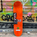 Blind Girl Doll RHM 8.375 Skateboard Deck -Tabla - Furtivo! Skateboarding