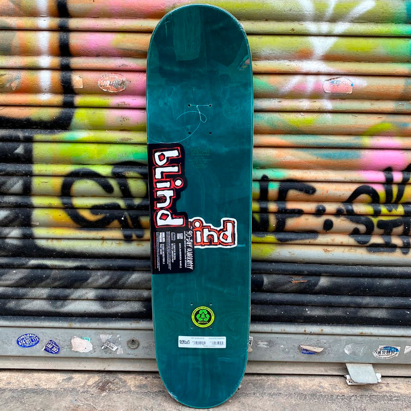 Blind Spectrum RHM 8.25 Skateboard Deck -Tabla - Furtivo! Skateboarding