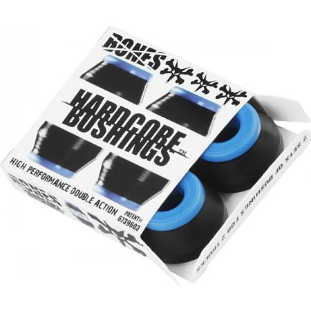 Bones Hardcore Bushings Soft - Furtivo Skateboarding