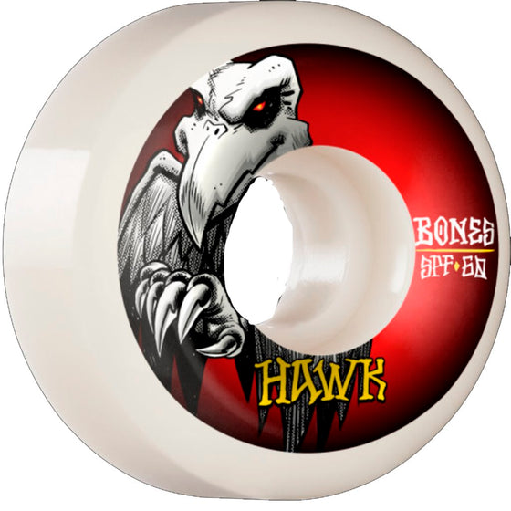 Bones Wheels Hawk Falcon II 60MM-Ruedas Ruedas Bones