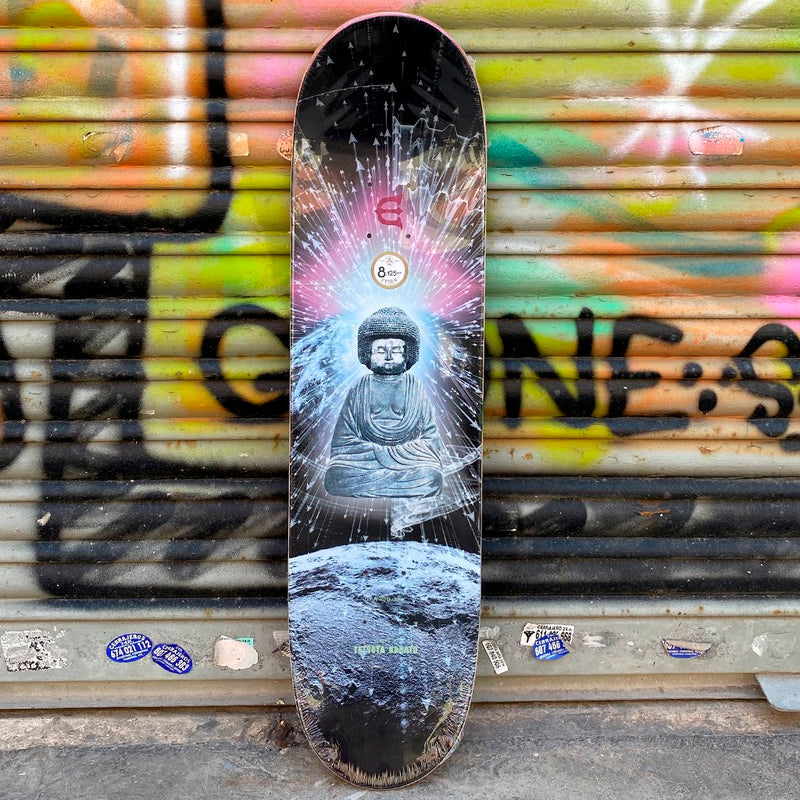 Evisen Skateboards Dj Afro Budha 8.38 Skateboard Deck- Tabla Skate - Furtivo! Skateboarding