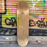 Censorship Control 8.3 Skateboard Deck- Tabla - Furtivo! Skateboarding