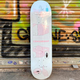 Censorship Traffic 8.5 Skateboard Deck- Tabla - Furtivo! Skateboarding