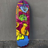 Pocket Pistols Ron Chatman Team Mask 8.75 Skateboard Deck- Tabla Skate - Furtivo! Skateboarding