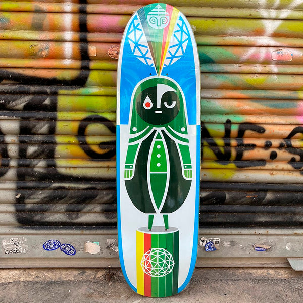 Darkroom Prisma 9.375 Skateboard Deck- Tabla - Furtivo! Skateboarding