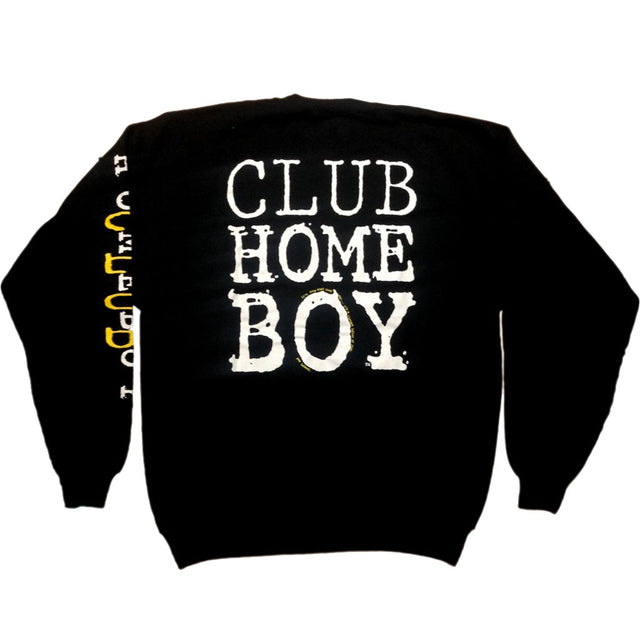 Dear Skating Club Homeboy Crewneck Sweatshirt- Sudadera - Furtivo! Skateboarding