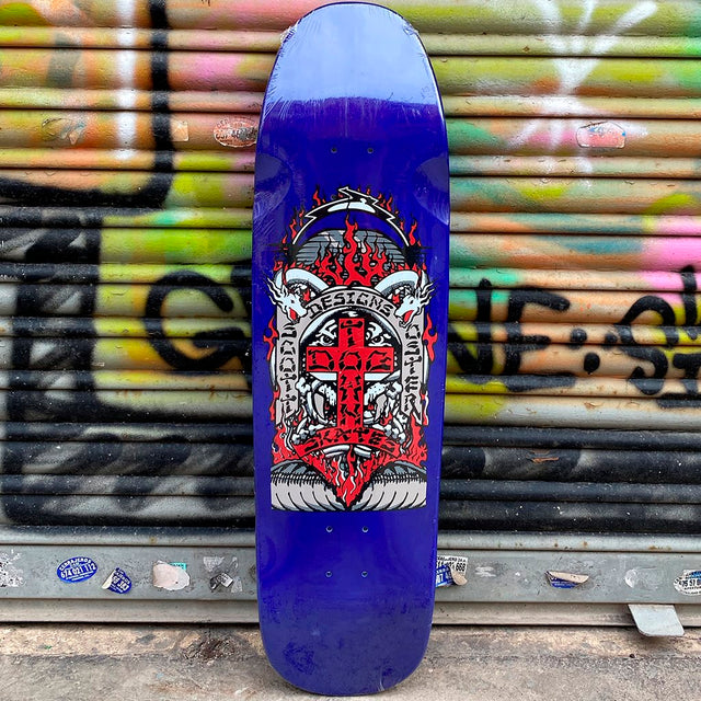 DOGTOWN Scott Oster Pool Deck Skateboard Deck- Tabla - Furtivo! Skateboarding