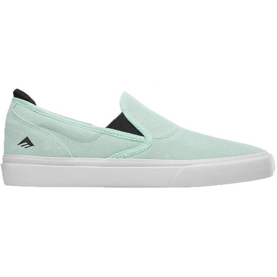 Emerica Wino G6 Slip-On Mint- Zapatilla - Furtivo! Skateboarding