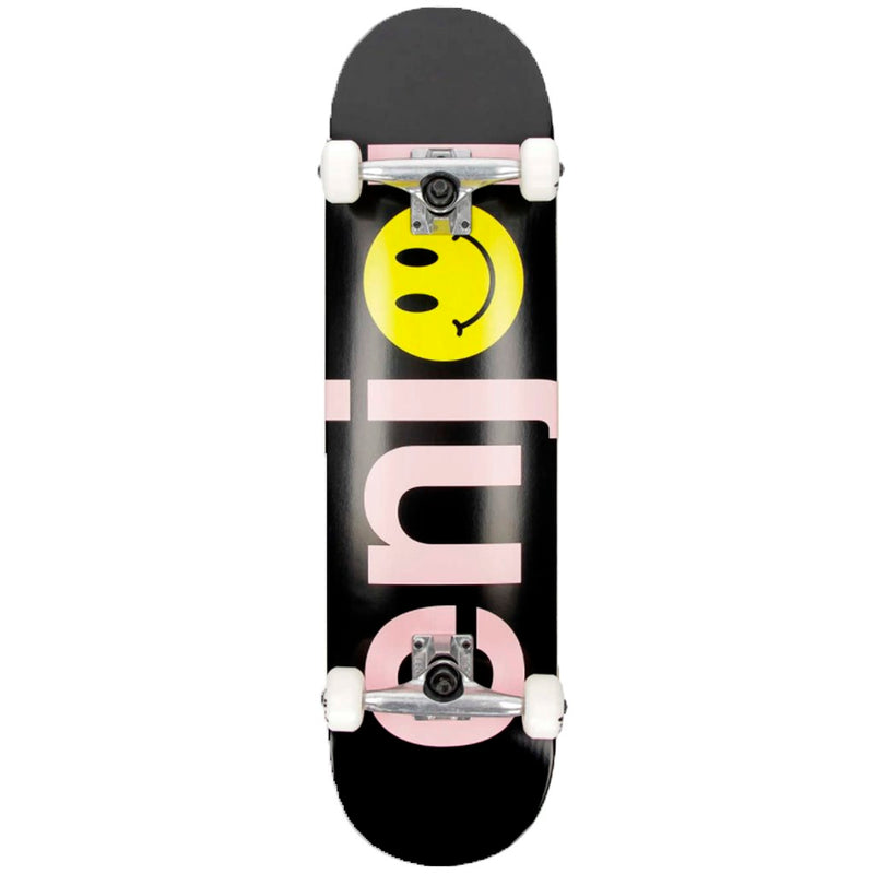 Enjoi No Brainer Smiley Complete 8.125 Skateboard Completo - Completos - Furtivo! Skateboarding