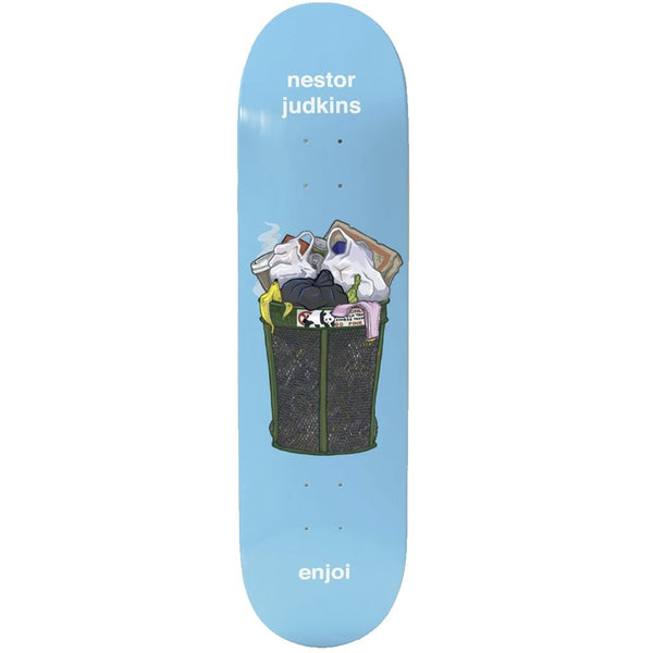 Enjoi Judkins One Mans 8.25 R7 Skateboard Deck- Tabla Skate - Furtivo! Skateboarding