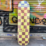 Evisen Skateboards Wye2 Wye4 8.38 Skateboard Deck- Tabla Skate - Furtivo! Skateboarding