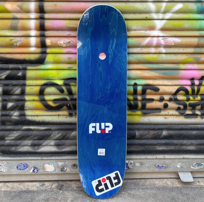 Flip Skateboards Lance Mountain Tiny Toys 8.75 x 32.125 Skateboard Deck - Tabla Tablas Flip Skateboards