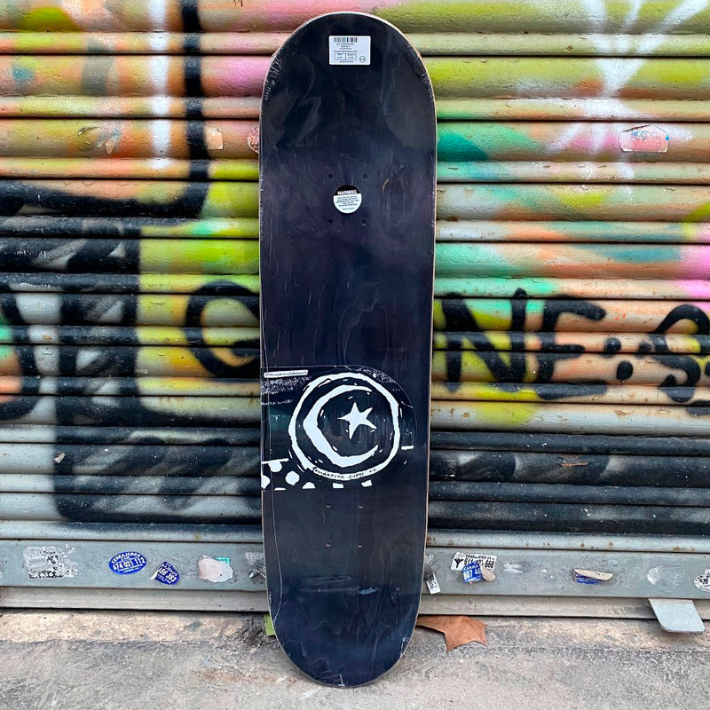 Foundation Templeton Pushing 8.25 Skateboard Deck- Tabla Skate - Furtivo! Skateboarding