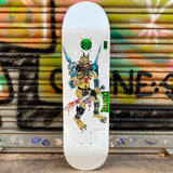 CREATURE Gwar Oderus 8.8 Skateboard Deck- Tabla - Furtivo! Skateboarding