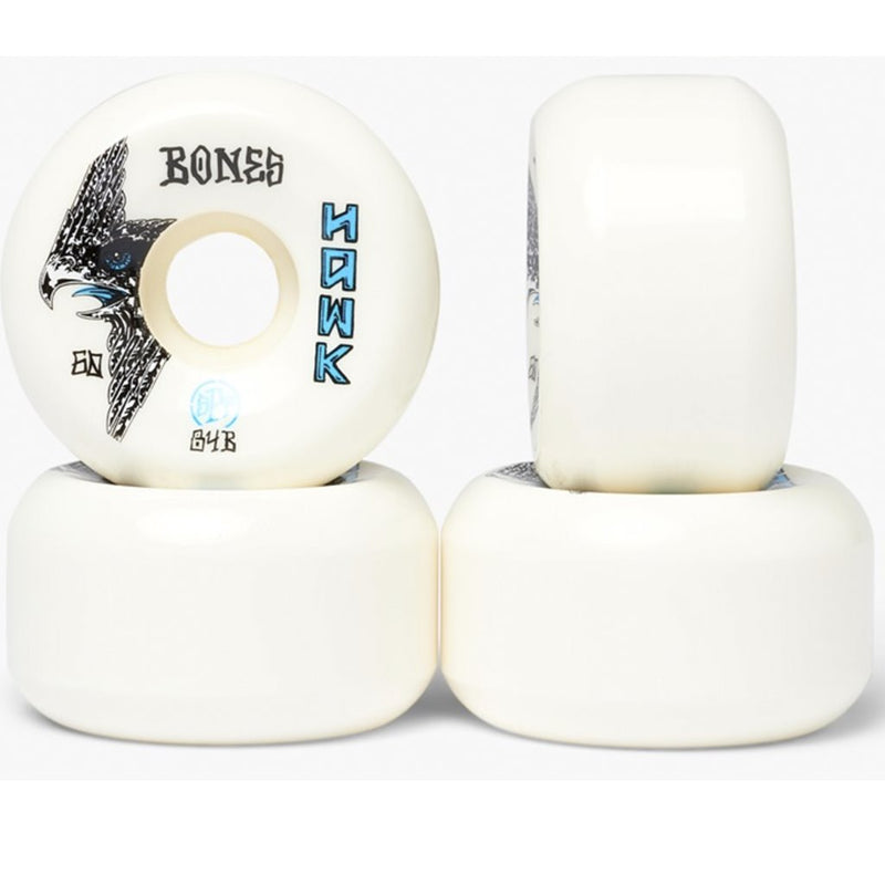 Bones Wheels Hawk Bird's eye 60MM-Ruedas - Furtivo! Skateboarding